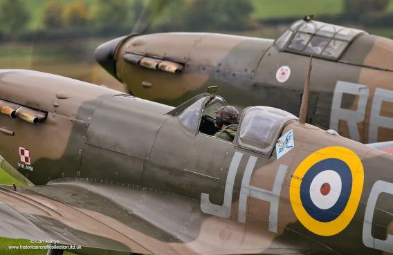 Historic Aircraft Collection announces permanent Polish Heritage Flight
