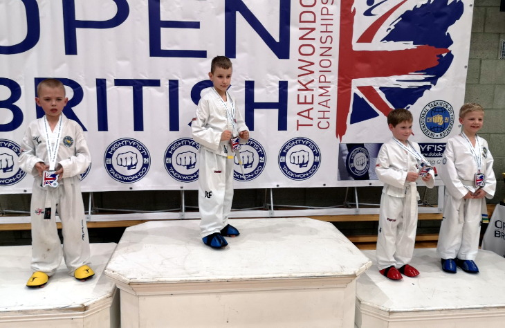What an event! Open British Championship 2019
