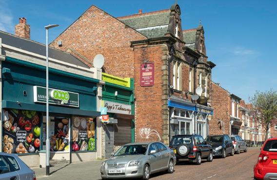 Anna's Mini Market - Polish shop in Gateshead / Bensham